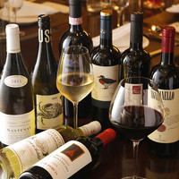 お箸で楽しむイタリア料理と世界ワイン100種類