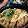 和食いつきや - 料理写真:かつ丼