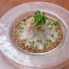コトトワ  - 料理写真:鮮魚のカルパッチョ