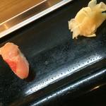 宇佐美 - 真鯛とガリ