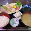 鈴木鮮魚店 - 料理写真:刺身定食