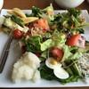 フジヤマテラス - 料理写真:わたしのサラダいろいろ 2016/04/21訪問