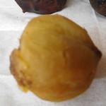 比沙家 - 料理写真:焼き栗 皮を剥きました