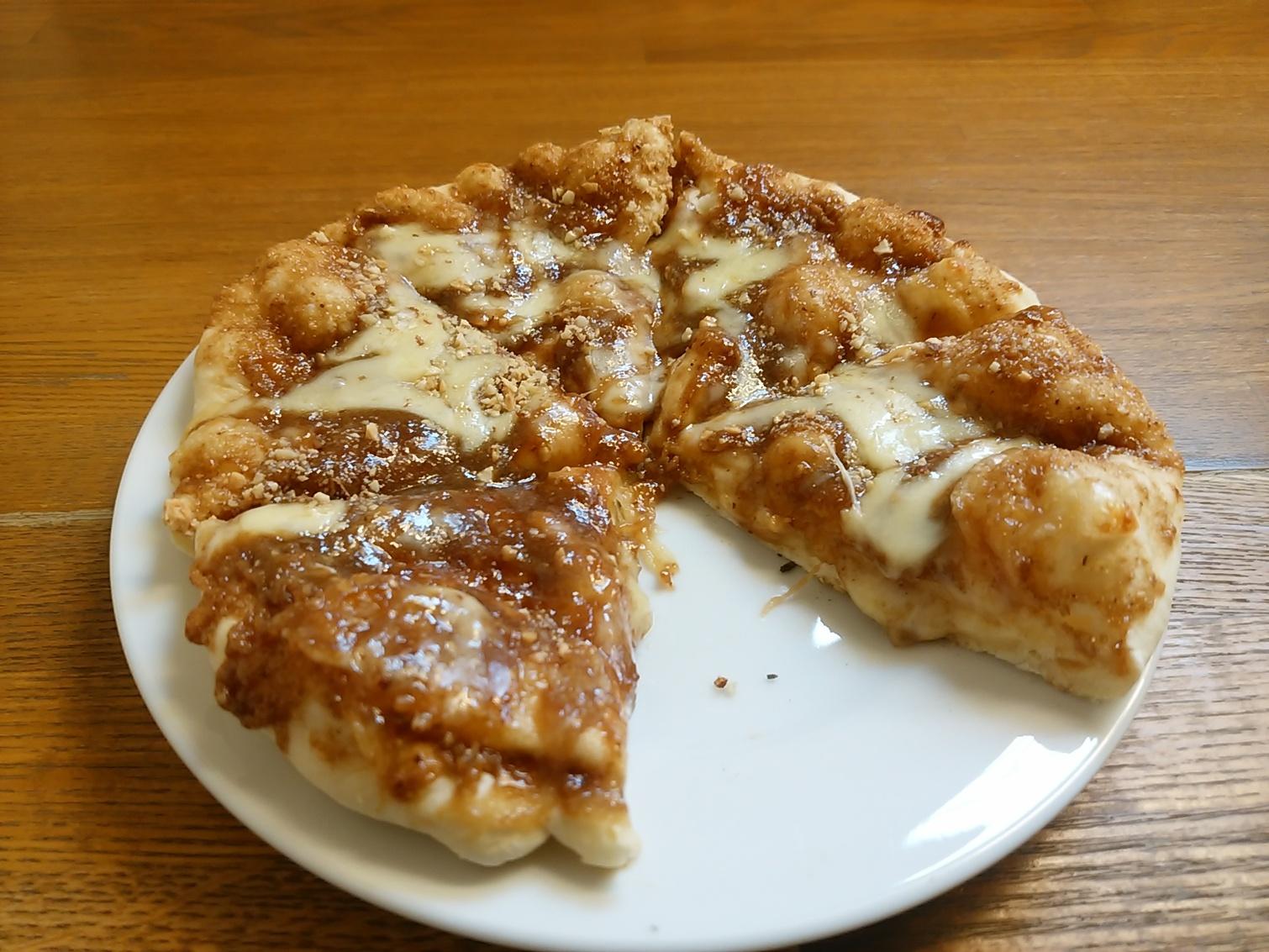 恵那のピザ屋