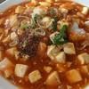 台湾料理 阿里山 - 料理写真:「お昼のラーメンセット」(650円)の「麻婆飯」