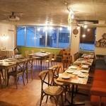 イタリア酒場料理 チェリーナ邸 - 気軽にイタリアンを楽しめる雰囲気