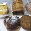 パンドール - 料理写真:買ってきたパン5種類