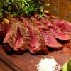 ウィッフィ - 料理写真:尾崎牛シンタマのステーキ