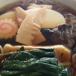 神田まつや - 料理写真:おかめそば