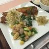 中一素食店 - 料理写真:中一春緑定食
