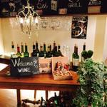 AMUSER - こちらでお好きなワインをお選びください♪