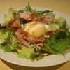 たまごカフェ - 料理写真:ディナー限定。自家製豚角煮と黄身姫温泉たまご。