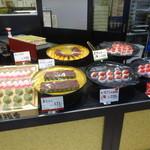 柿安 口福堂 - 料理写真:和菓子色々