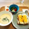 cafeひなぎく - 料理写真:ランチセット950円。