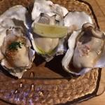 バル agiyao - 牡蠣