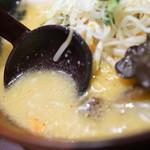 北海道ラーメン紀行 - スープ