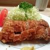 とんき - 料理写真:ヒレかつ