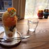 喫茶 ほんまち - 料理写真:瀬戸内みかんのパフェ