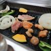 焼肉 ふかがわ - 料理写真:焼くべし焼くべし!