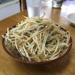 前田食堂 - 牛肉そば ¥700