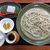 遊里庵 - 料理写真:牡丹もりそば(大盛り)(2016年4月)