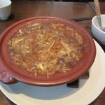 青菜 - フカヒレ麺