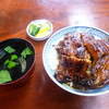 なまずや - 料理写真:鰻丼中詰め