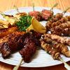 焔蔵 - 料理写真:串焼き十点盛