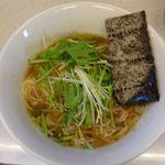 麺や 玉蔵 - 煮干し。麺や 玉蔵(静岡県藤枝市)食彩品館.jp撮影