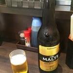 七津屋 - ビール