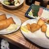ふぶき - 料理写真:いなり寿司とアンコウの唐揚げ