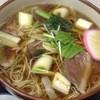 増田屋 - 料理写真:鴨南ばん蕎麦
