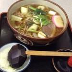 増田屋 - 鴨南蛮1100円