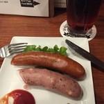 SWANLAKE Pub Edo - チーズブルスト