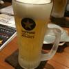 鉄板じゃんじゃん - ドリンク写真:キンキン生ビール