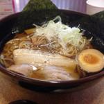 胡麻唐屋 - 醤油ラーメン