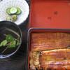 前川 - 料理写真:うな重
