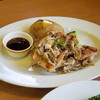 ビッグボーイ - 料理写真:3種きのこのチキンステーキ(690円)
