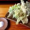 そば処 蕎山 - 料理写真:山菜天ぷら (((o(*゚▽゚*)o)))