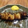 焼とりの八兵衛 - 料理写真:黒皮