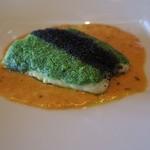 50175594 - お魚は名前を失念...黒っぽいのは竹炭です
