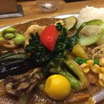 プーさん - 野菜ビーフ 中に大きなビーフがゴロゴロ