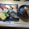 さんきゅう水産 - 料理写真:サービスセット790円(税込)