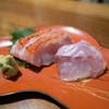 佳肴みを木 - 料理写真:お造り(金目鯛とハタ)