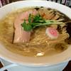 ふくろう - 料理写真:中華そば 大盛 塩