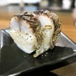 50191326 - い草製麺の炙り鯖ずし