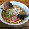 亀きん食堂 - 料理写真:ひき肉ラーメン