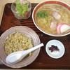 きんぐ - 料理写真:焼きめしセット(900円)