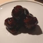 50203189 - 上海名物 黒酢のスブタ