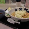 てつ家 - 料理写真:ざるうどん(冷) + 半熟玉子天☆